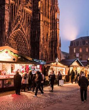 Marché de Noël de Strasbourg et Kirrwiller