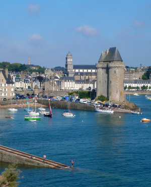St Malo - Jersey - Cancale