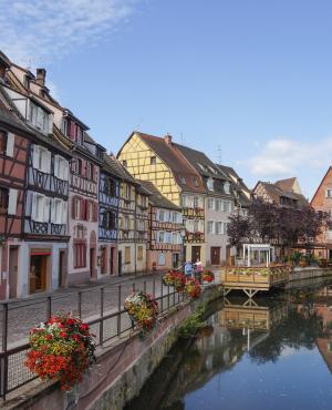 Strasbourg - Route des Vins - Vosges